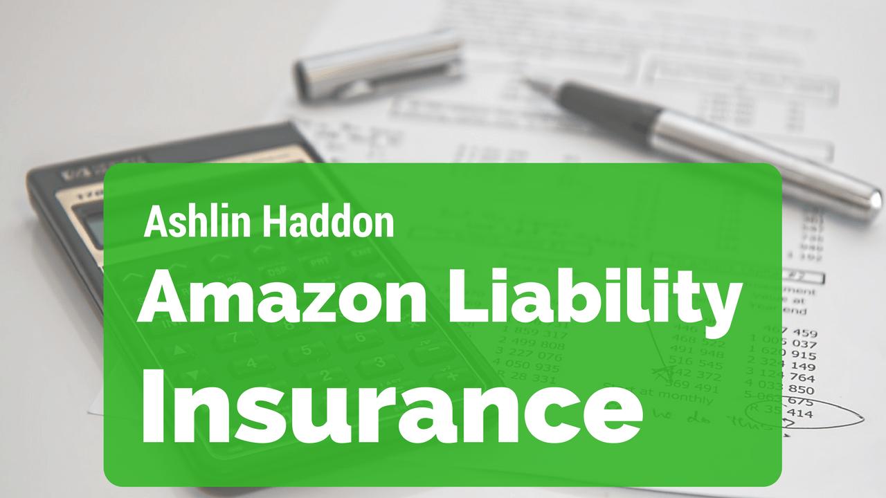 Amazon Liability Insurance