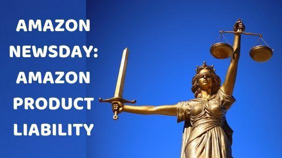 Amazon product liability